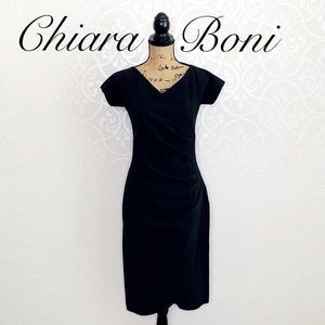 CHIARA BONI LA PETITE ROBE LITTLE BLACK DRESS